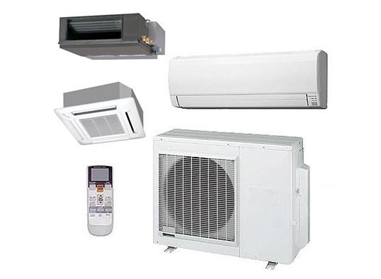 Klimatizace pro domácnosti a kanceláře