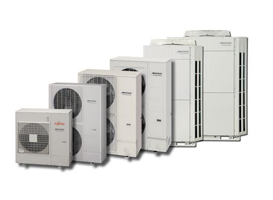 Klimatizace pro komerční a průmyslové objekty