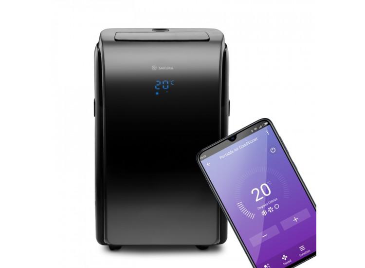 SAKURA STAC 12 CPB/KB Wi-Fi BLACK
