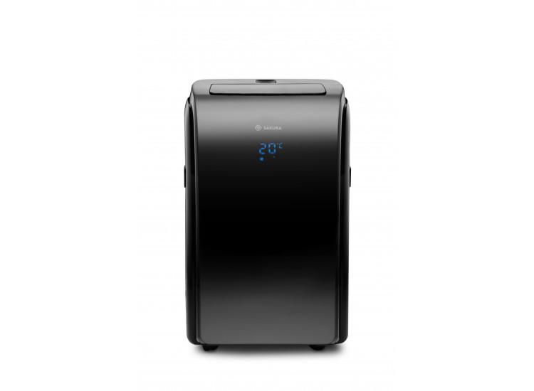 SAKURA STAC 12 CHPB/K Wi-Fi BLACK topení