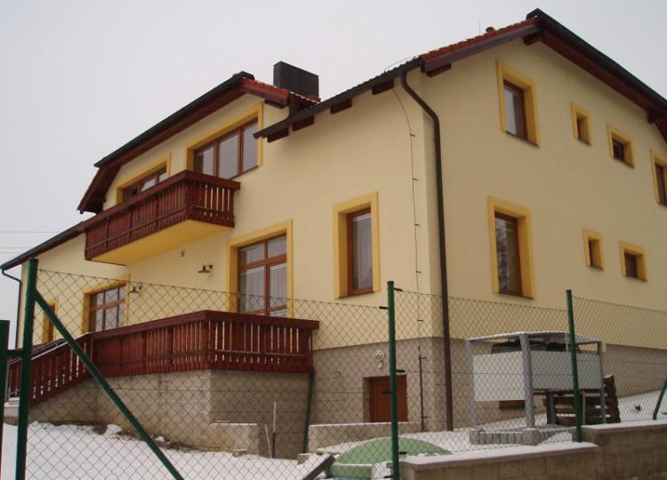 Rodinný dům Doubravice