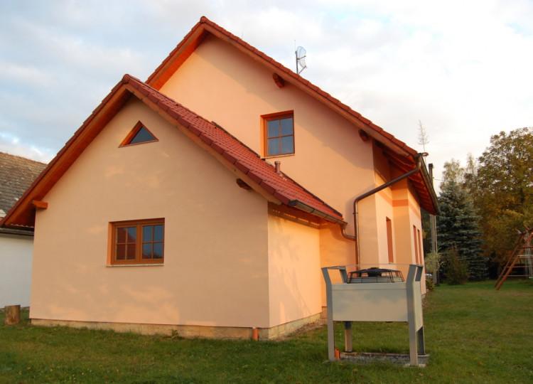 Rodinný dům Mokrý Lom