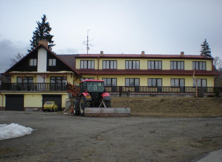 Penzion U Kukačků v Pihlově