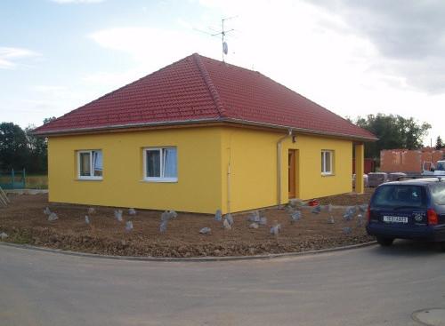 Rodinný dům Homole