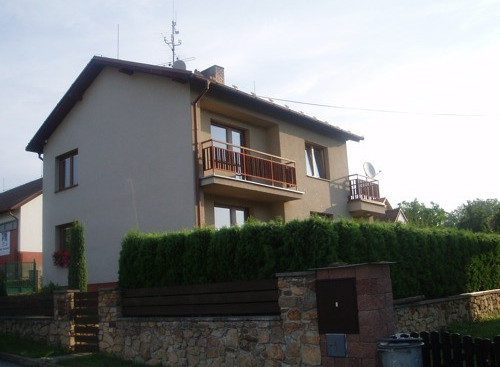 Rodinný dům Hluboká nad Vltavou