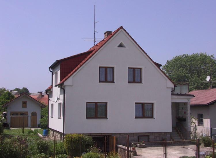 Rodinný dům Velešín
