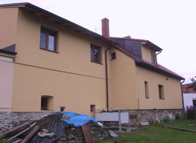 Rodinný dům okolí Českých Budějovic